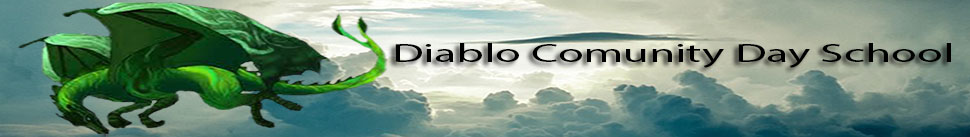 Diablo Community Day School  Logo